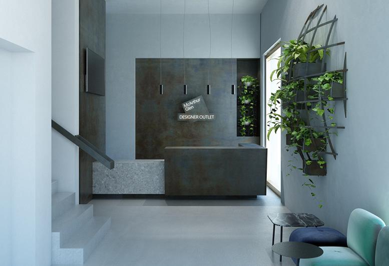 La Reggia Designer Outlet - Nuovi Uffici McArthurGlen 2020