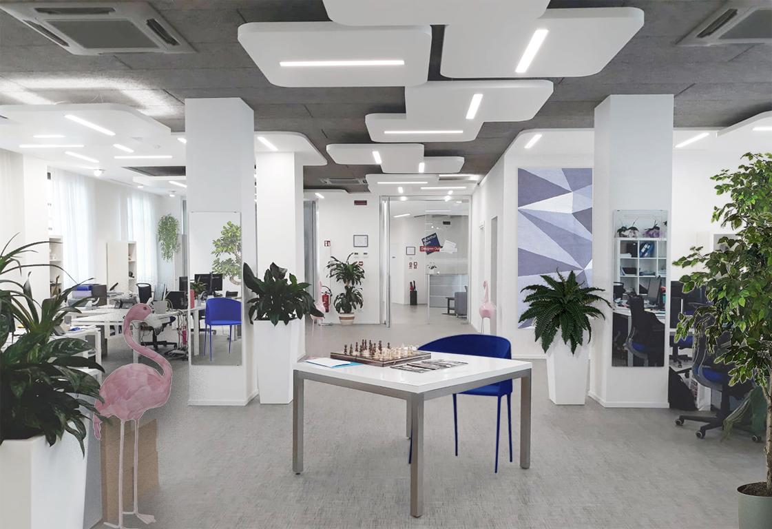 Noventa di Piave designer Outlet - Nuovi uffici McaArthurglen 2018